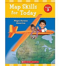 Map Skills for Today: Maps Across America