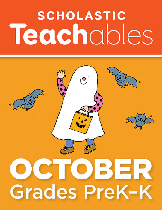 October PreK-K Printable Packet