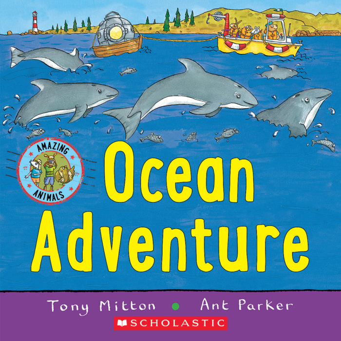 Amazing Animal Adventures: Ocean Adventure
