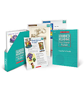 Guided Reading Short Reads Fiction Level I