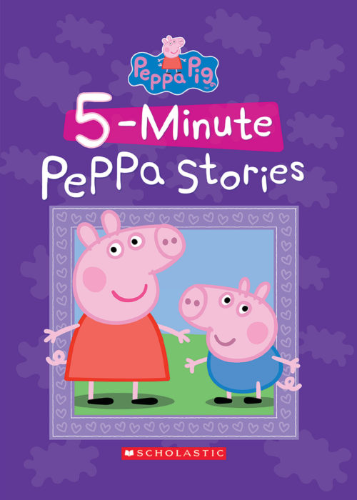 Five-Minute Peppa Stories