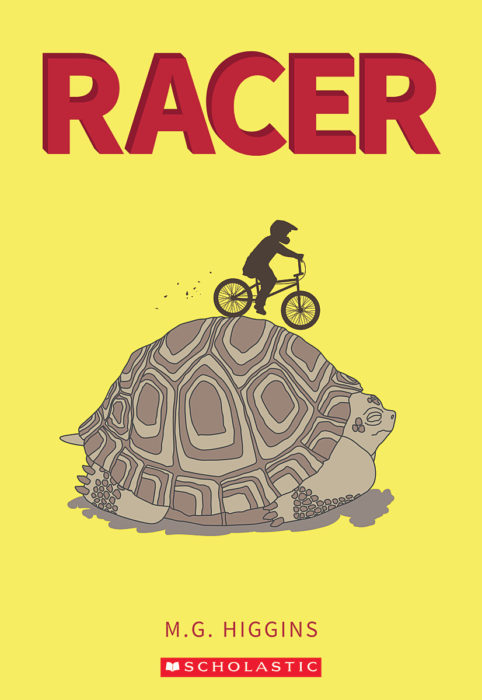 Hi Lo Adventure Chapter Books: Racer