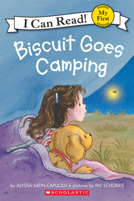 Biscuit-My First I Can Read!™: Biscuit Goes Camping