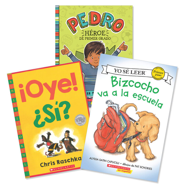 Friends at School Spanish Grades Prek-1