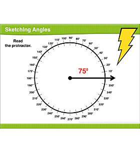 Sketching Angles: Math Lesson