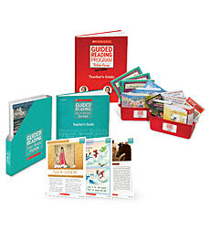 Guided Reading Fiction Bundles Grade 1, Levels A-I