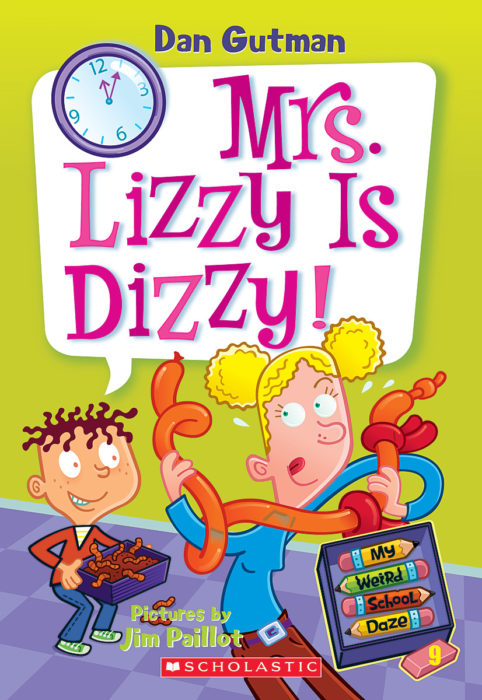 Mrs. Lizzy Is Dizzy