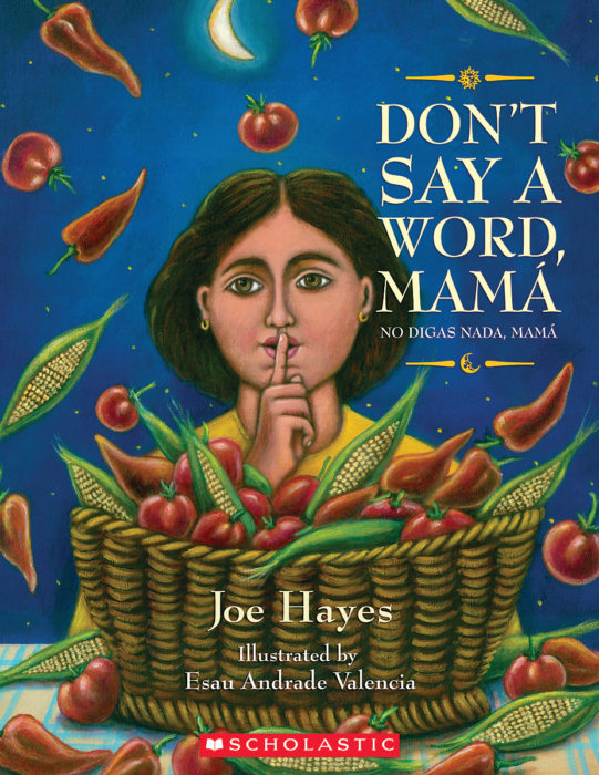 Don't Say a Word, Mama / No digas nada, Mamá