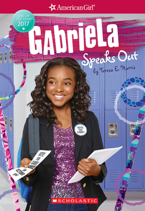 American Girl - Girl of the Year 2017 Gabriela: Gabriela Speaks Out