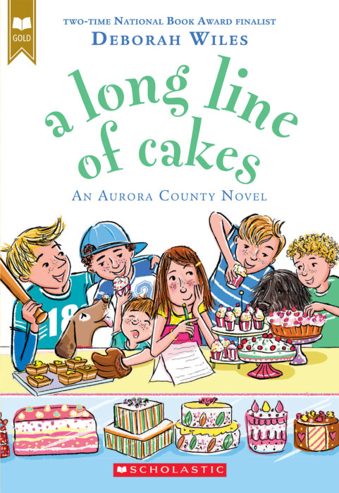 A Long Line of Cakes (Scholastic Gold)