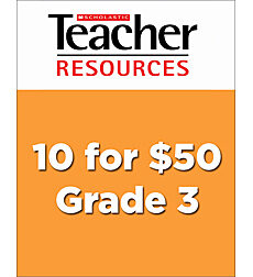 10 for 50 Bundle Grade 3