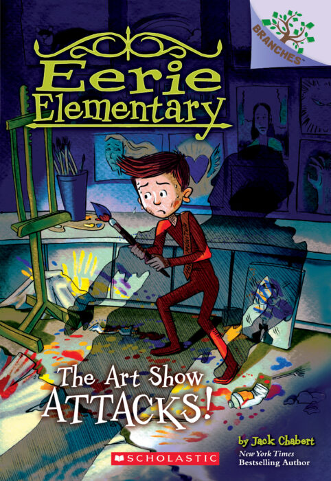 Branches - Eerie Elementary: The Art Show Attacks!