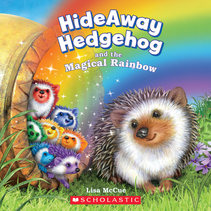 HideAway Hedgehog and the Magical Rainbow