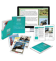 Short Reads Nonfiction K-6: Print & Digital Small School