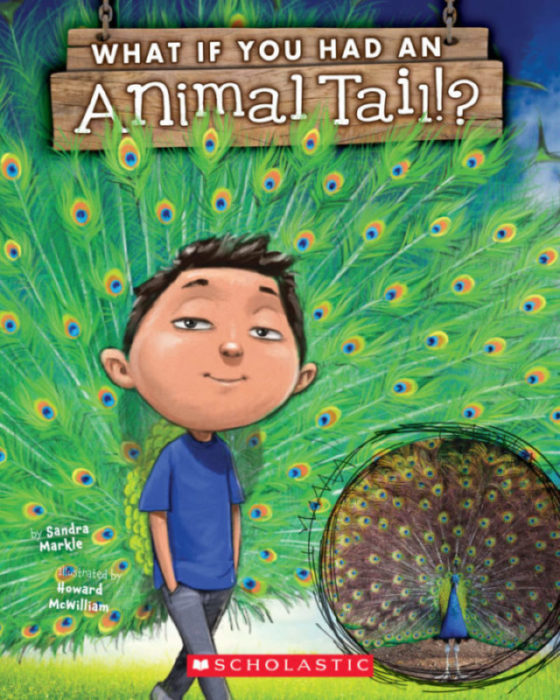What If You Had Animal...: What If You Had An Animal Tail!?