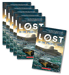 Guided Reading Set: Level U - Lost in the Pacific