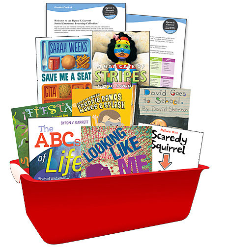 Byron Garrett Social-Emotional Learning Collection Grades K-5