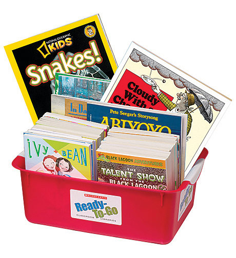 Ready-to-Go 750 Book Expanded Classroom Libraries Grade 2