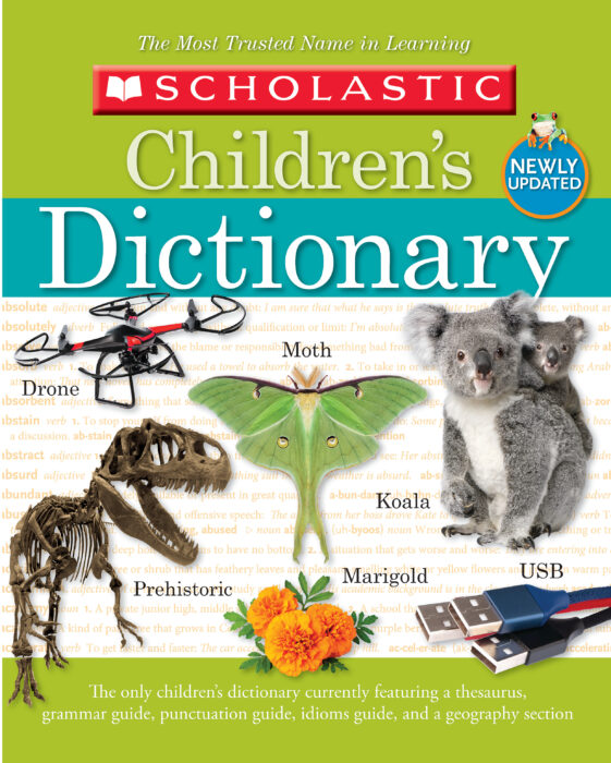 Scholastic Children's Dictionary (2019)
