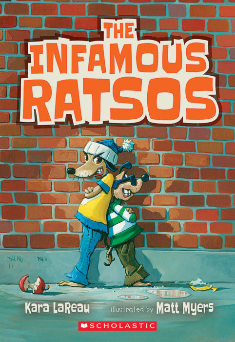 The Infamous Ratsos: The Infamous Ratsos