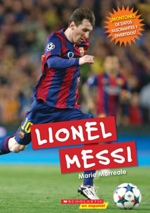 Real Bios: Lionel Messi (Sp)