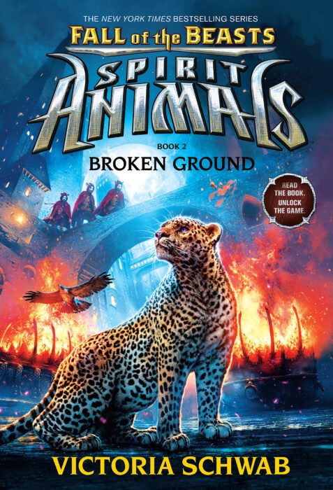 Spirit Animals-Fall of the Beasts: Broken Ground