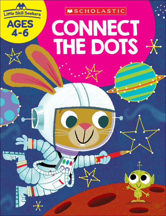 Little Skill Seekers: Connect the Dots Workbook