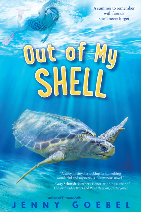 Out of My Shell