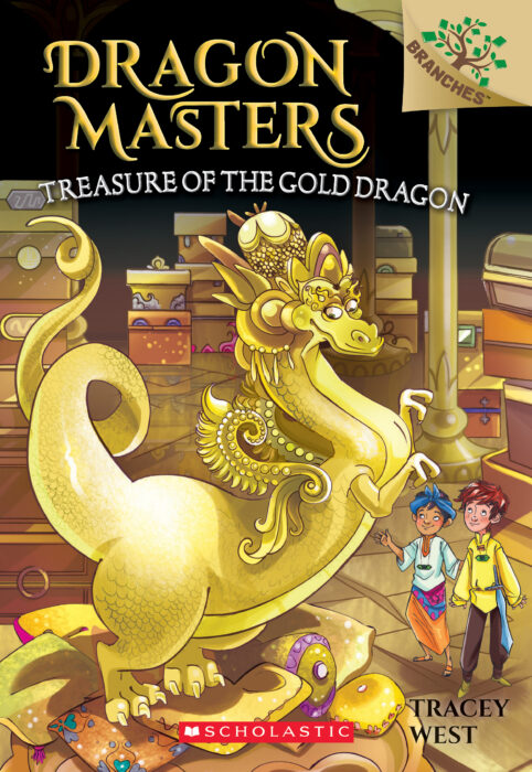 Branches - Dragon Masters: Treasure of the Gold Dragon