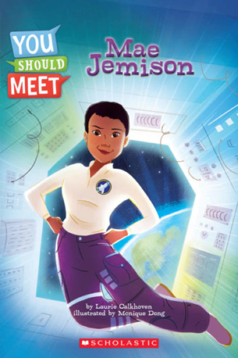 Ready-to-Read™ - You Should Meet: You Should Meet Mae Jemison