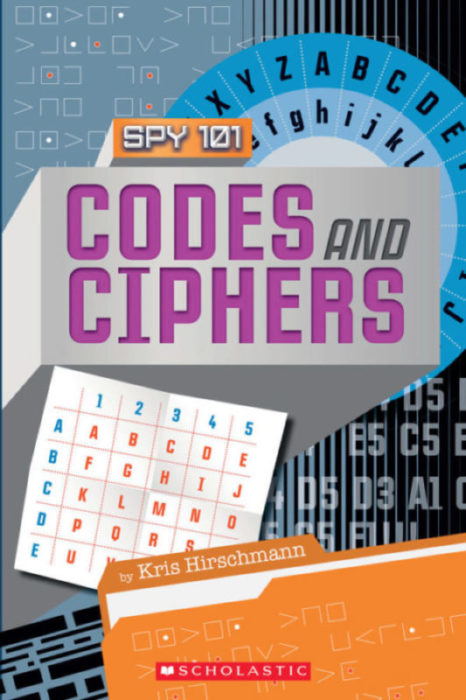 Spy 101: Codes and Ciphers