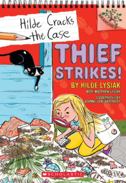 Branches - Hilde Cracks the Case: Thief Strikes!