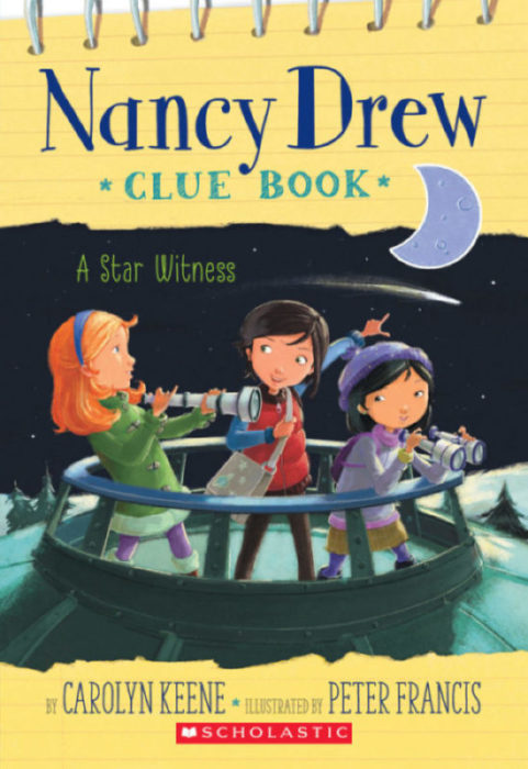 Nancy Drew Clue Book: A Star Witness