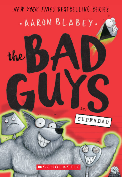 The Bad Guys: The Bad Guys in Superbad