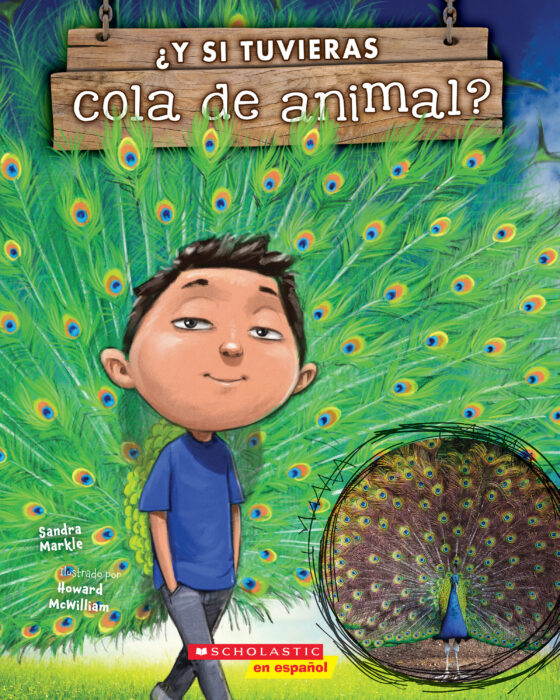 What If You Had Animal...: ¿Y si tuvieras cola de animal?