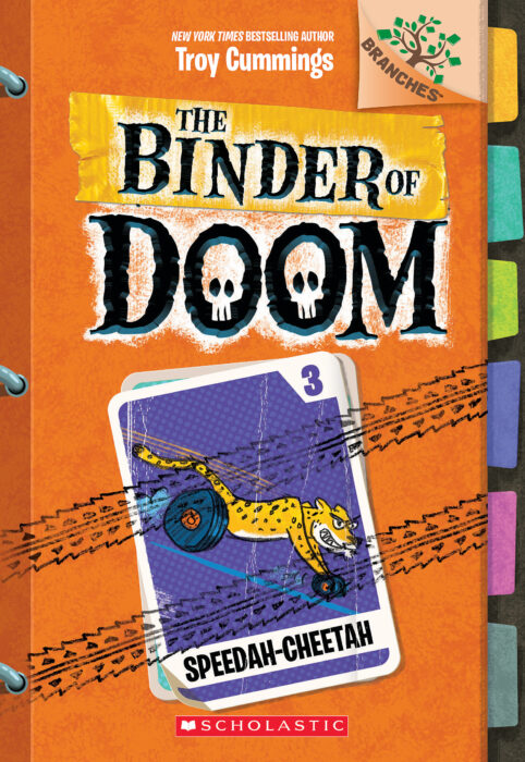 The Binder of Doom #3: