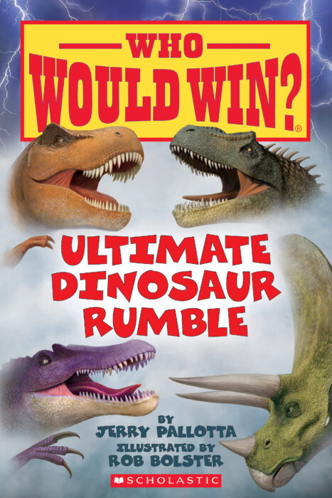 Who Would Win?: Ultimate Dinosaur Rumble