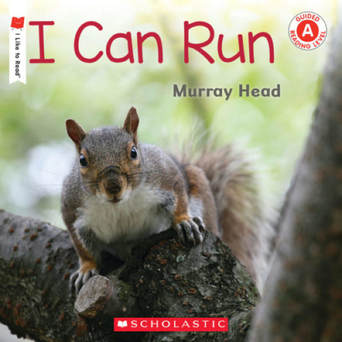 I Like to Read®: I Can Run