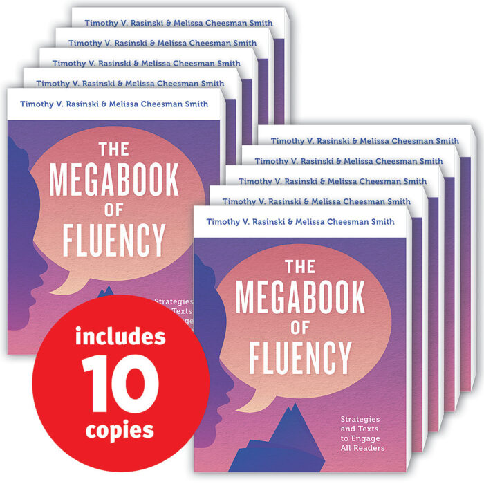 The Megabook of Fluency (10-copy pack)