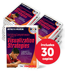 Enriching Comprehension With Visualization Strategies (30-copy pack)