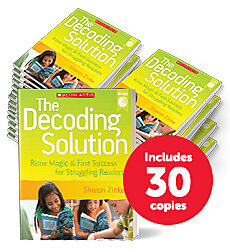 The Decoding Solution (30-copy pack)