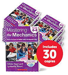 Mastering The Mechanics, Grades 6-8 (30-copy pack)