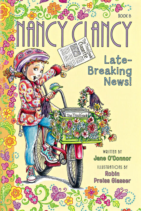 Fancy Nancy - Nancy Clancy: Nancy Clancy, Late-Breaking News!