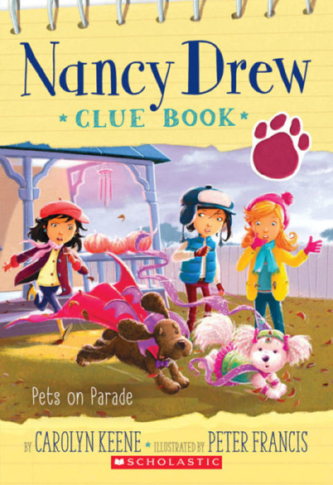 Nancy Drew Clue Book: Pets on Parade