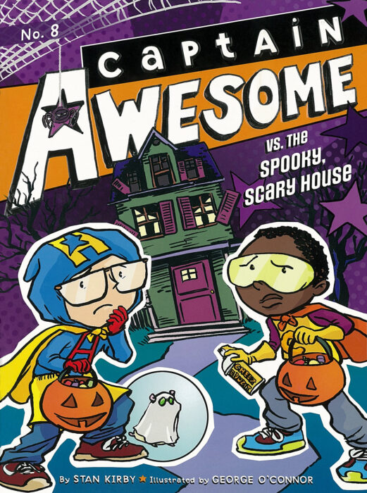 Captain Awesome: Captain Awesome Vs. the Spooky, Scary House
