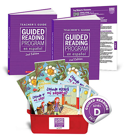 Guided Reading en español 2nd Edition: Level D