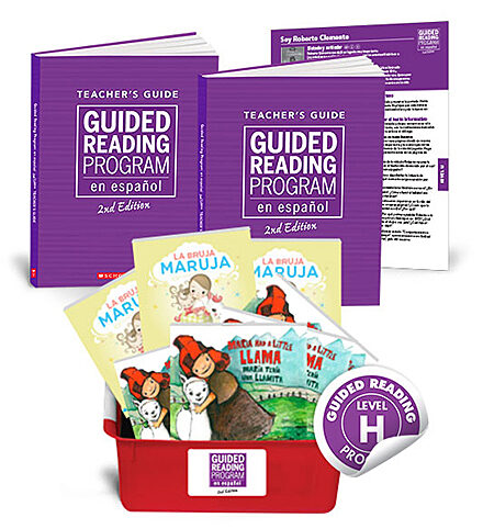 Guided Reading en español 2nd Edition: Level H