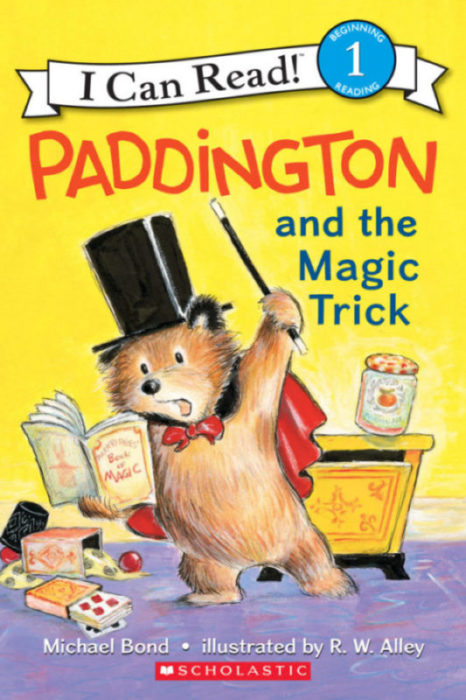 I Can Read!™ - Level 1 - Paddington: Paddington and the Magic Trick