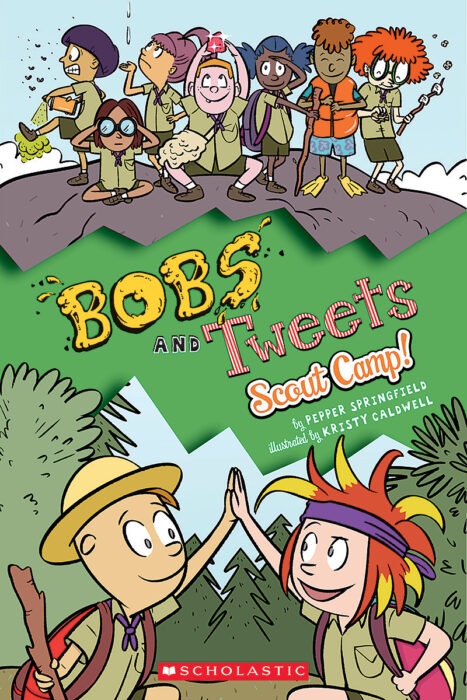 Bobs and Tweets #4: Scout Camp!