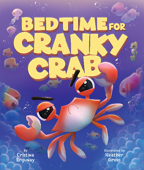 Bedtime for Cranky Crab